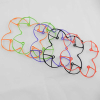 10pcs  RC Quadcopter Spare Part Protection Cover for Hubsan H107 X4 H107C+free shipping