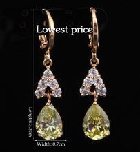 earrings green promotion