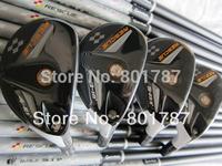 golf club regural flex shaft 2# 3# 4# 5# top high quality hybrid rescue woods free shipping