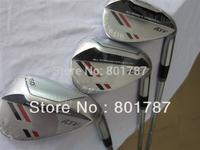 golf club wedge 52 56 60 degree ATV all terra high top quality 3pcs/lot