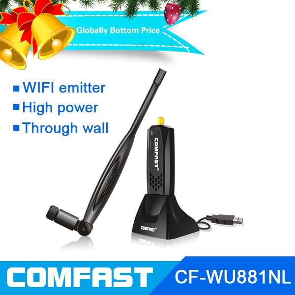 Ralink 3070l 150 Mbps usb wireless scheda di rete adattatore lan 802.11b/g/n ricevitore wifi trasmettitore con 5 dbi antenna