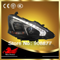 For 2013 Nissan Teana Xenon Headlight  with Bi-xenon Projector