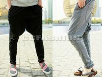 2014 Hot! New Men's Casual Hip Hop Dance Sweatpants Sport Trousers Slacks Harem Pants Free Shipping