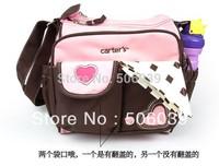 wholse 2014  Motherdiaper bag  baby handbag diaper bag messenger bags