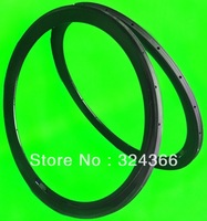 Full Carbon Tubular Rim Road Bike 700C Bicycle Tubular Rim 50mm ( Set: 20H/24H)