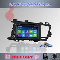 Koason 8''For KIA k5 2012 Navigator Radio Player  ,free Better Quality Better Service +Gifts