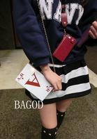 2014 Fashion Bags Poker Women Evening Clutch Bags