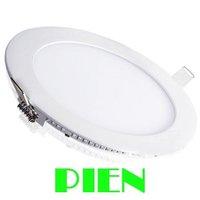 3W led downlight 2835 focos panel lamparas ultrathin round slim for kitchen bathroom white 4500K 110V -240V Free Shipping 1pcs