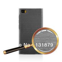 For XIAOMI 3 MI3 Case 1pcs High Quality Luxury Brushed TPU Gel Case Cover For XIAOMI 3 MI3 Free Shipping