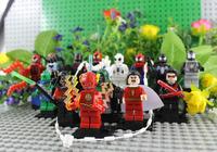The Super Hero Aliens Figures VS The Avengers Spiderman Toys 14pcs/lot Super Heroes Doll Classical Toy Marvel Mini Model