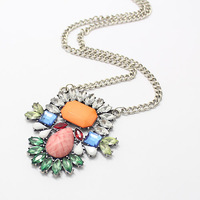 Fashion beautiful bohemia vintage necklace accessories