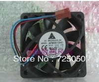 DC12V 6cm double ball 6015 small chassis fan CPU cooling fan AFB0612HC