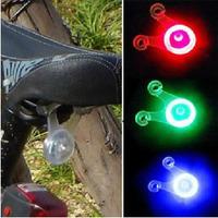 Bicycle hanging lamp bicycle light rear light mountain bike brake line hanging lamp seatstay lamp