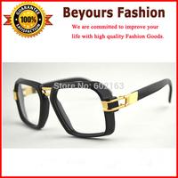 Germany Cazal Sunglasses 6004 Unisex Designer Handmade Sunglasses Plain Mirror Lens Frame with Gradient Lens Sunglasses