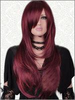 LOJF317 health Hair Heat Resistant Long Cosplay Wig wigs