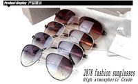 free shipping brand new fashion sunglasses driving glasses men and women eyewear