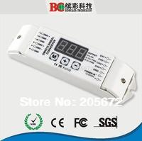 DMX512 Signal Decoder DC12V-24V DMX512 Decoder 4ch DMX512 to 0-10v signal converter DMX Controller