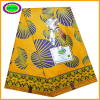 2014 New arrivals african noble wax, bali prints100% cotton,Free shipping for DHL, 6yards/piece, Fabric Super Wax Material B2002