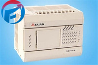 freeshipping TP03-30HR-A TAIAN PLC 100-240VAC 24VDC 16 point Relay 14 point TP03 1 COM Original brand new