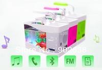 Fascinations LED Aquarium Handsfree Wireless Bluetooth Stereo Speaker