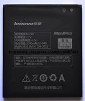 100% Original battery for Lenovo A766 S820 A656 A770E A750E A658T Battery BL210 (2000mAh) for Lenovo mobile phones