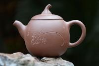 140ml gift packing YIXING clay pot, zi sha, purple mud tea pot, unique design tea accessories