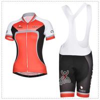 Hot sale!/New Arrival/2014 Women NI3 Short Sleeve Cycling Jerseys+bib shorts (or shorts)/Cycling Suit /Cycling Wear/-S14WNI3