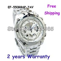 NEW EF-550RBSP-7AV EF-550RBSP-7A Men's Watch 1/20 Pendulum Function Swing Function 550RBSP