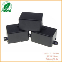 Cheap plastic enclosures led plastic power supply housing  55*28*23mm 2.17*1.1*0.9inch