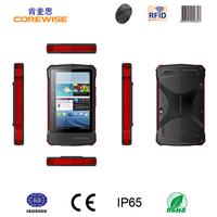 RFID and Fingerprinter Tablet