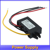 5pcs/lot Car Led Display Power Supply 12V To 5V 3A 15W Car Power DC-DC Power Converters