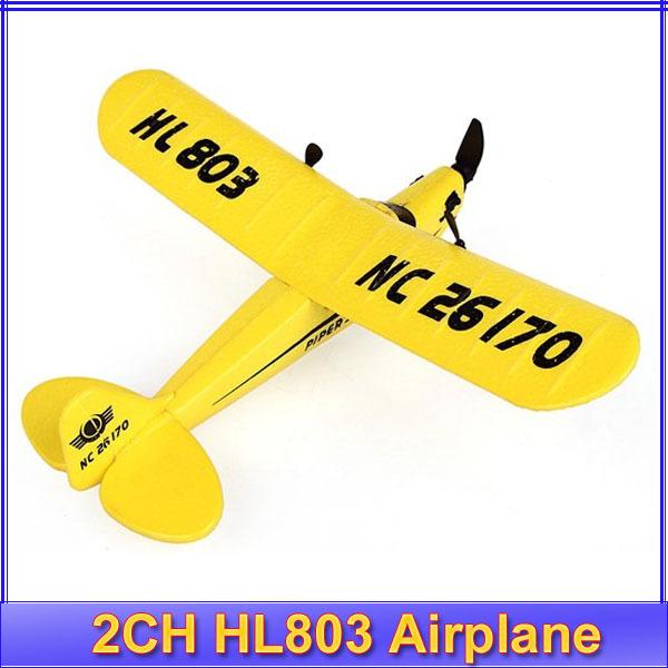 Sea gull RTF 2CH HL803 rc airplane radio remote control - Firecabbage +free shipping(China (Mainland))