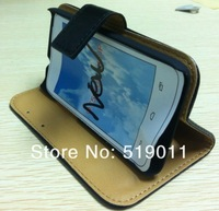 Alcatel Idol Mini Flip Cover,New Wallet Leather Pouch Book Case For Alcatel one Touch Idol Mini 6012 6012D
