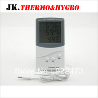 Q042 TA318 Indoor digital thermometer with hygrometer