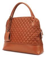 2014 Fashion PU Women Messenger Bag Mango Plaid Bucket Women Leather Handbags Shoulder Bag Wholesale Drop Shipping Available