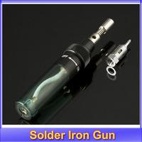 Register free shipping ! Gas Blow Torch Soldering Solder Iron Gun Butane Cordless Pen Burner MT-100 Tool