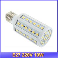 Register free shipping!! E27 220V 12W 60 LED 5050 SMD Corn Light 1000 Lumen Warm White Bulb