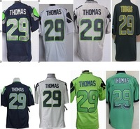 Cheap Earl Thomas Jersey #29 Elite American Seattle Football Jerseys free shipping