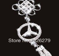 Car standard car models with diamond ornaments diamond ornaments Charm