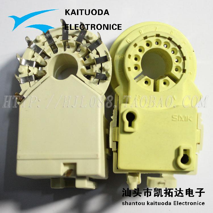 Free shipping 10PCS Tube socket TV socket repairs necessary(China (Mainland))