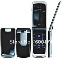 freeshipping brand  unlocked original nokia 6600 fold senoirs  people BigKeyboard louderspeaker FM cheap moblie phones