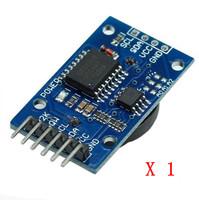 1PCS DS3231 AT24C32 IIC module precision Real Time Clock Module Memory Module