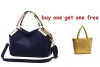 HOT Crocodile Grain High-Quality Ladies' Fashion PU Leather Leisure Obique Shoulder Bag Purse Free postage handbag