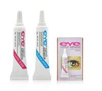 New Arrival 1pcs Black or White  DUO Water Proof False Eyelash Adhesive Eyelash Glue  Free Shipping