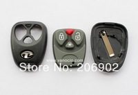 for Brazil Positron car alarm 3 button remote key replace shell
