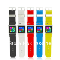 EC308 Watch Phone MTK6577 Dual Core 1.2GHz 1.54 Inch Touch Screen 512MB 4GB Android 4.0 Smart Phone 2.0MP Camera Bluetooth