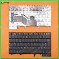 Freeshipping for laptop keyboard Italian layout for DELL Latitude E6420 E5420 E6220 E6320 E6430 BLACK
