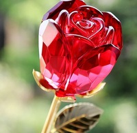 valentine's day gift Gold Rose the original for girlfriend or wife free shipping