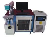 DW50D chips diode laser marking machine