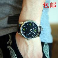 2014 New Curren 3ATM Waterproof Quartz Business Men's Leather Strap Watches Fashion Military Dress Wrist watch ,Hot Sale ML0489